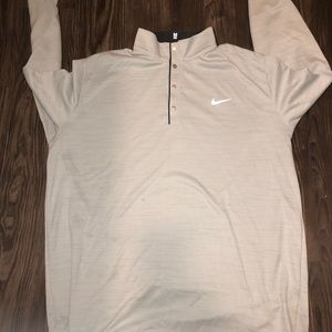 Nike Tiger Woods 1/4 ZIP Grey